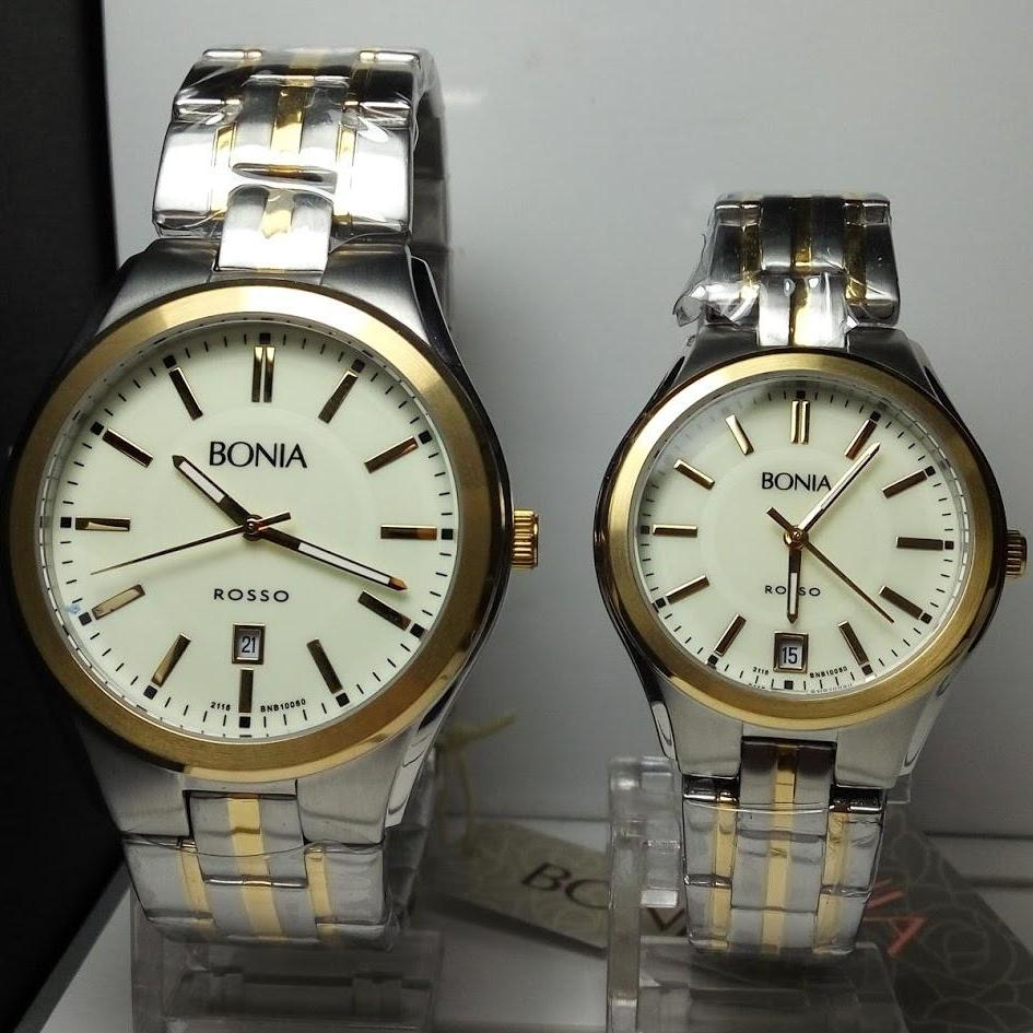 Buy Sell Cheapest Bonia Rosso Bnr137 Best Quality Product Deals Jam Tangan Pria B10098 1352 Silver Couple B10060 Gold Stainless Steel