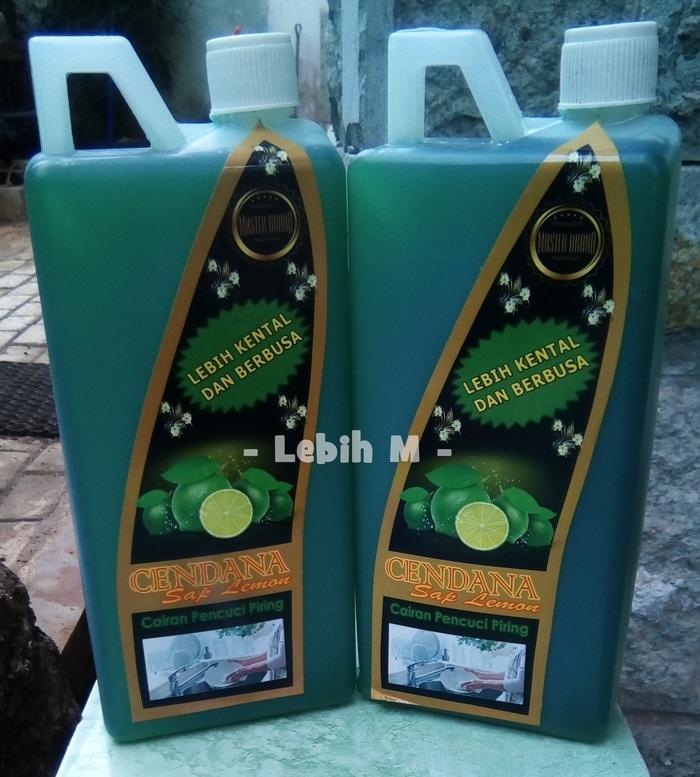 Cendana Lemon ( Sabun cuci piring ) - 5o2Gr1