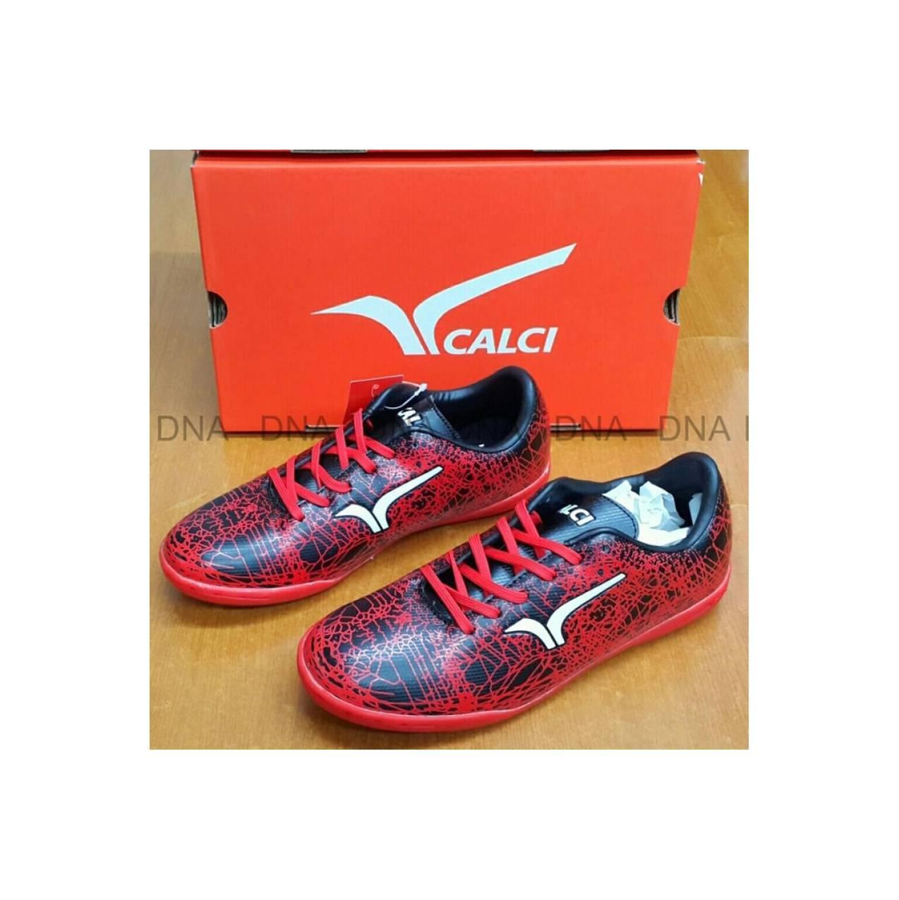 (Sale) Sepatu Futsal Calci - Grunge ID Junior (Size 32 - 36)