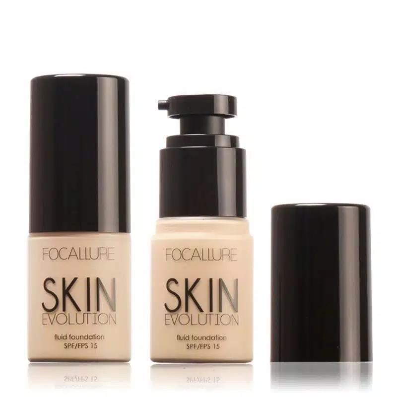 FOCALLURE SKIN EVOLUTION  FONDATION Original Import