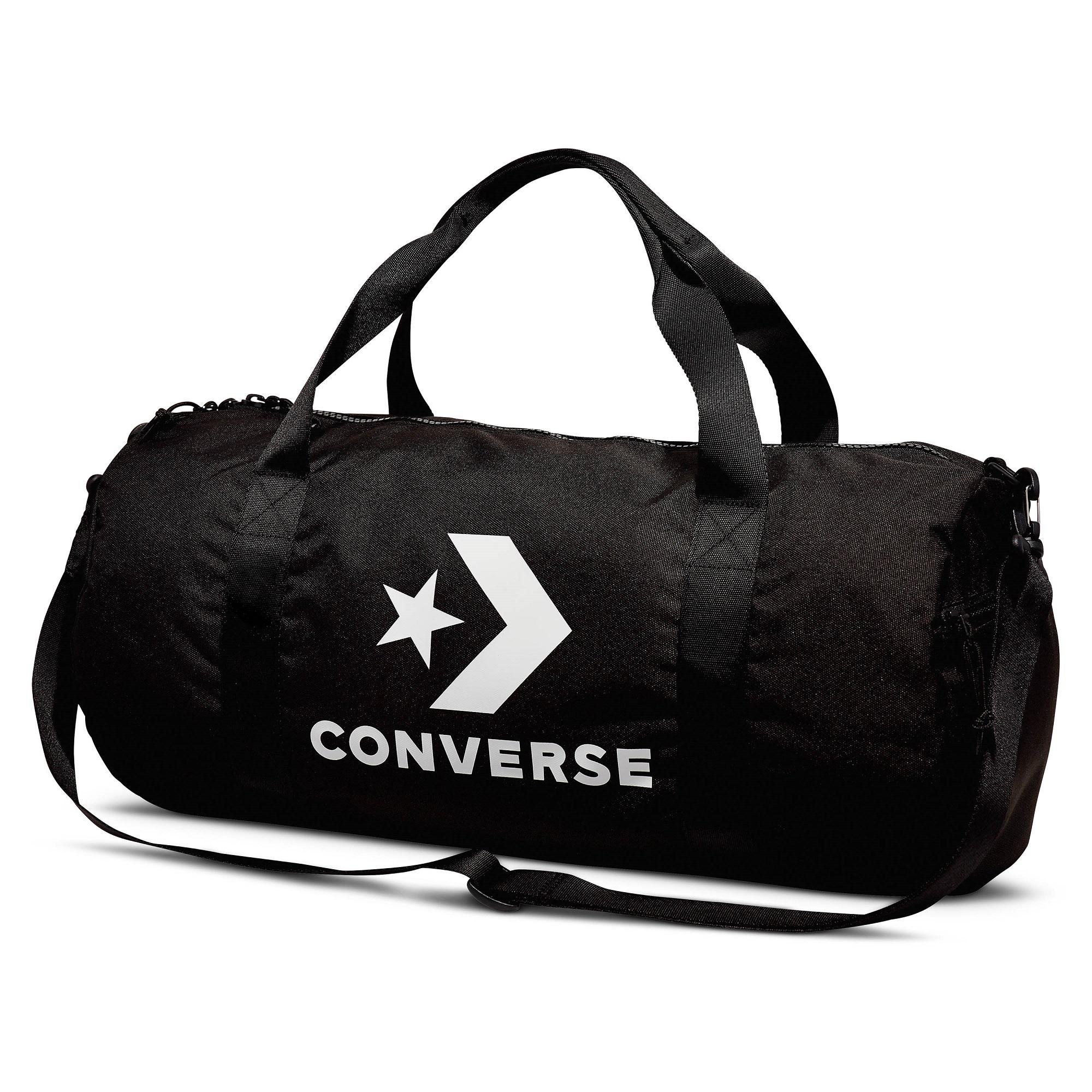 Converse Sport Duffel - Large - Hitam - Con6944-A01 By Converse Official Store.
