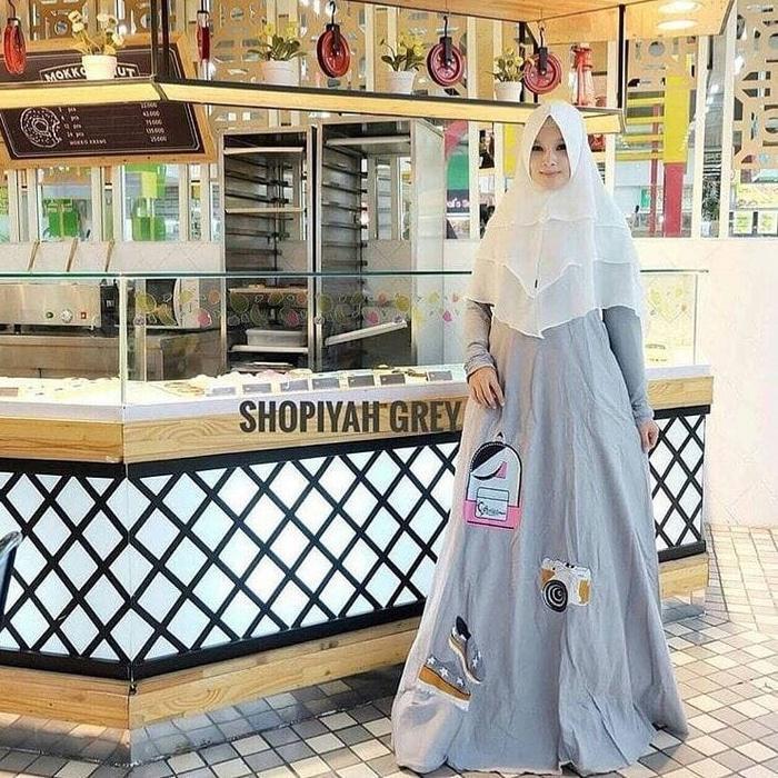 JUAL BAJU MURAH,JUAL DRESS MURAH SHOPIYAH SYARI C05