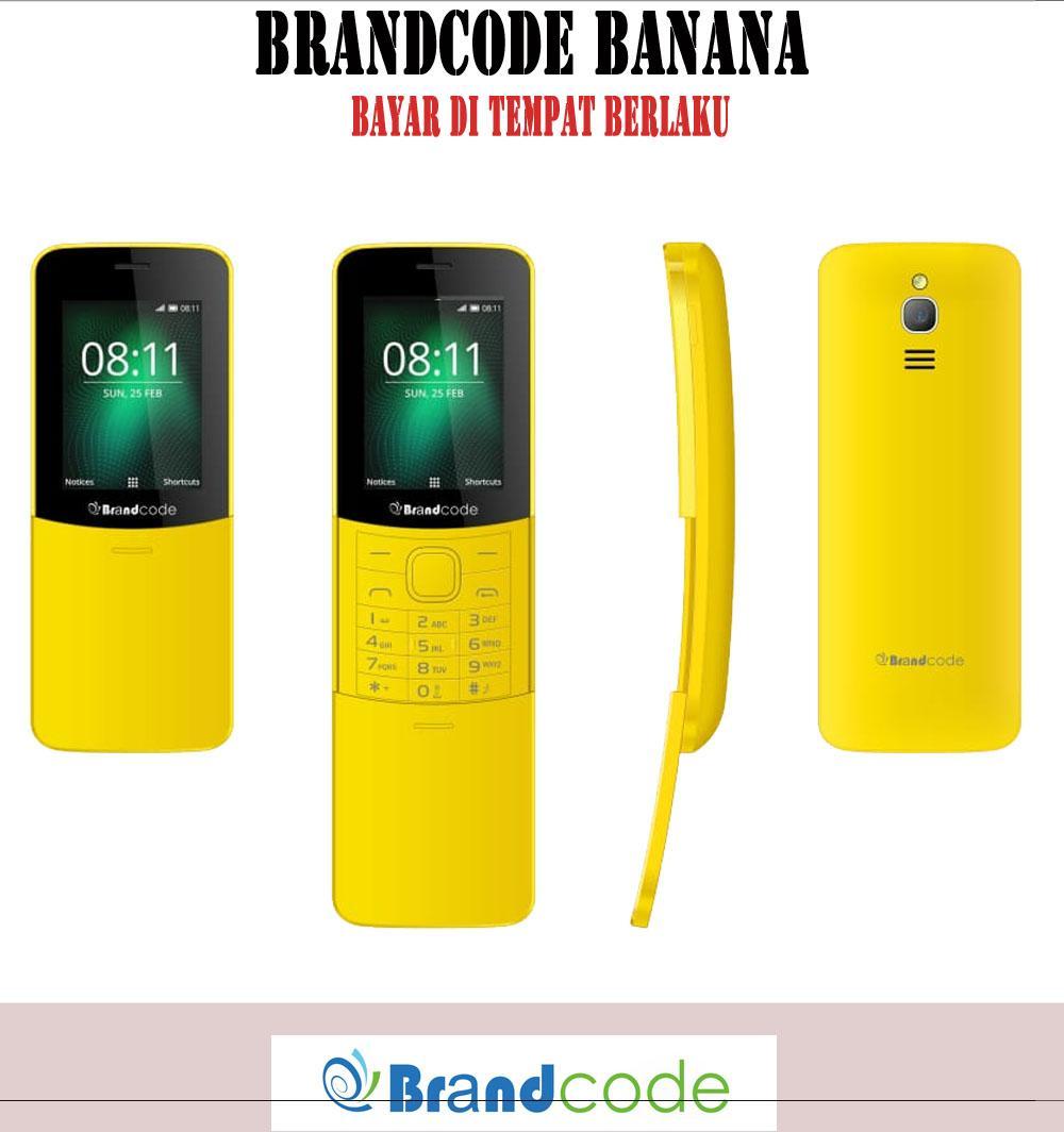 Handphone Smartphon Brandcode B81