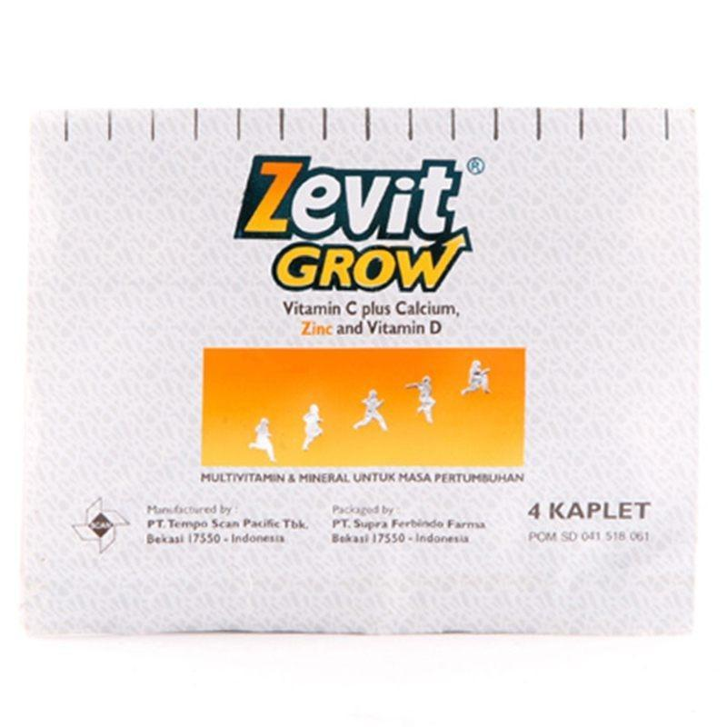 Zevit GROW 4pcs