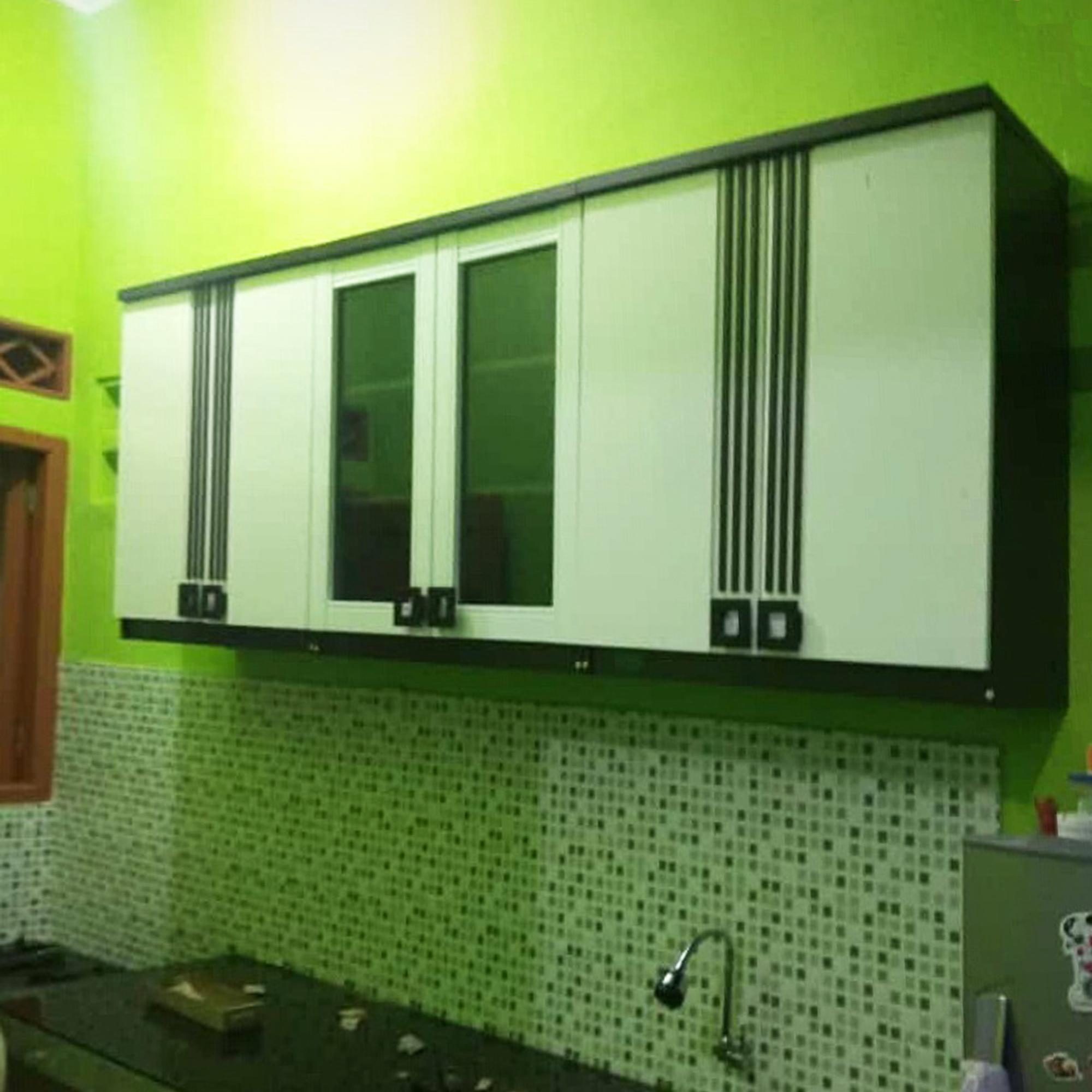 Kitchen set atas mini infinity