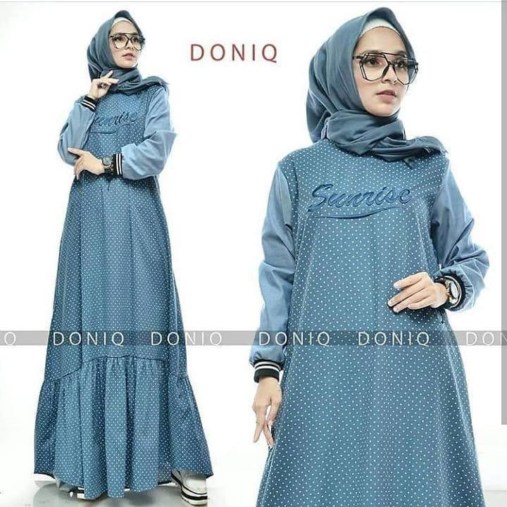 Bellian TERPOPULER Gamis Wanita Gamis Syari Dress Wanita Remaja Muslim 2018 dan Harganya Murah Sunrise Dress