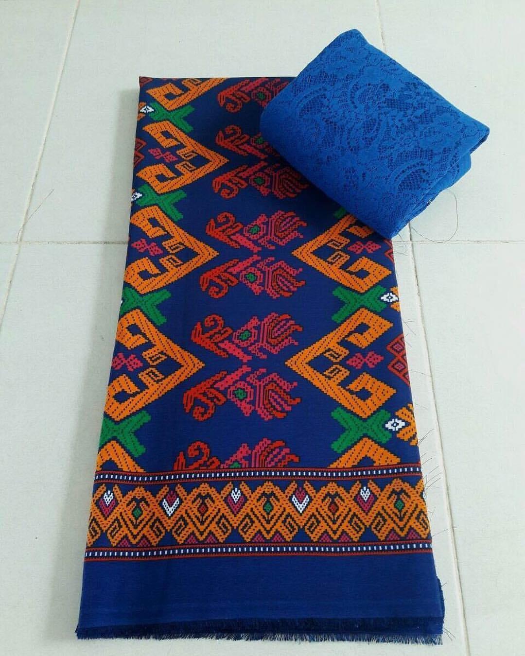 sixmo - setelan kain satin songket bisma batik bali dan kain brokat lembaran bahan kebaya bali murah kebaya modern kebaya pengantin kebaya wisuda bahan rok lilit