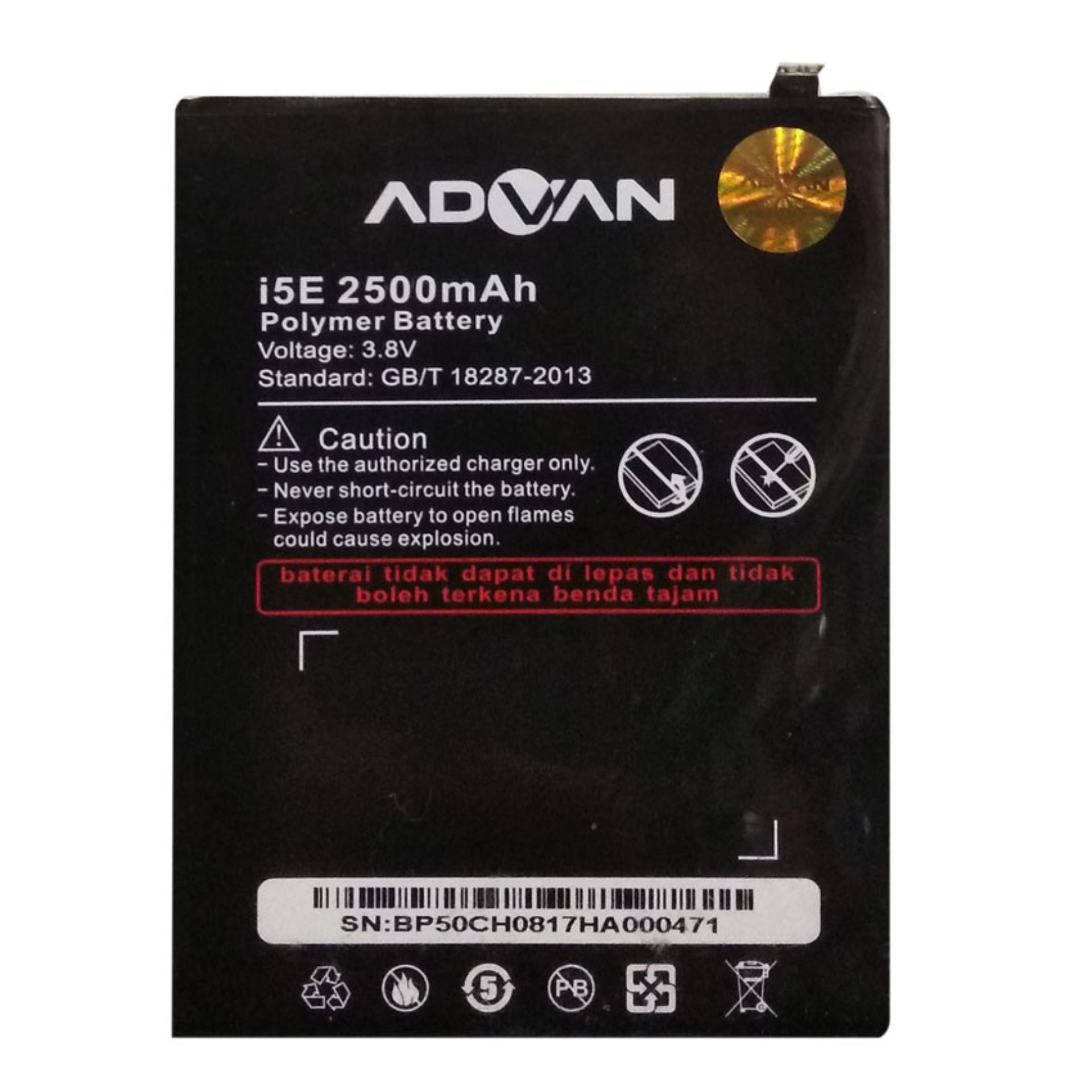 Advan Original Battery - Baterai Original Advan I5E / i5e - 2500 mAh