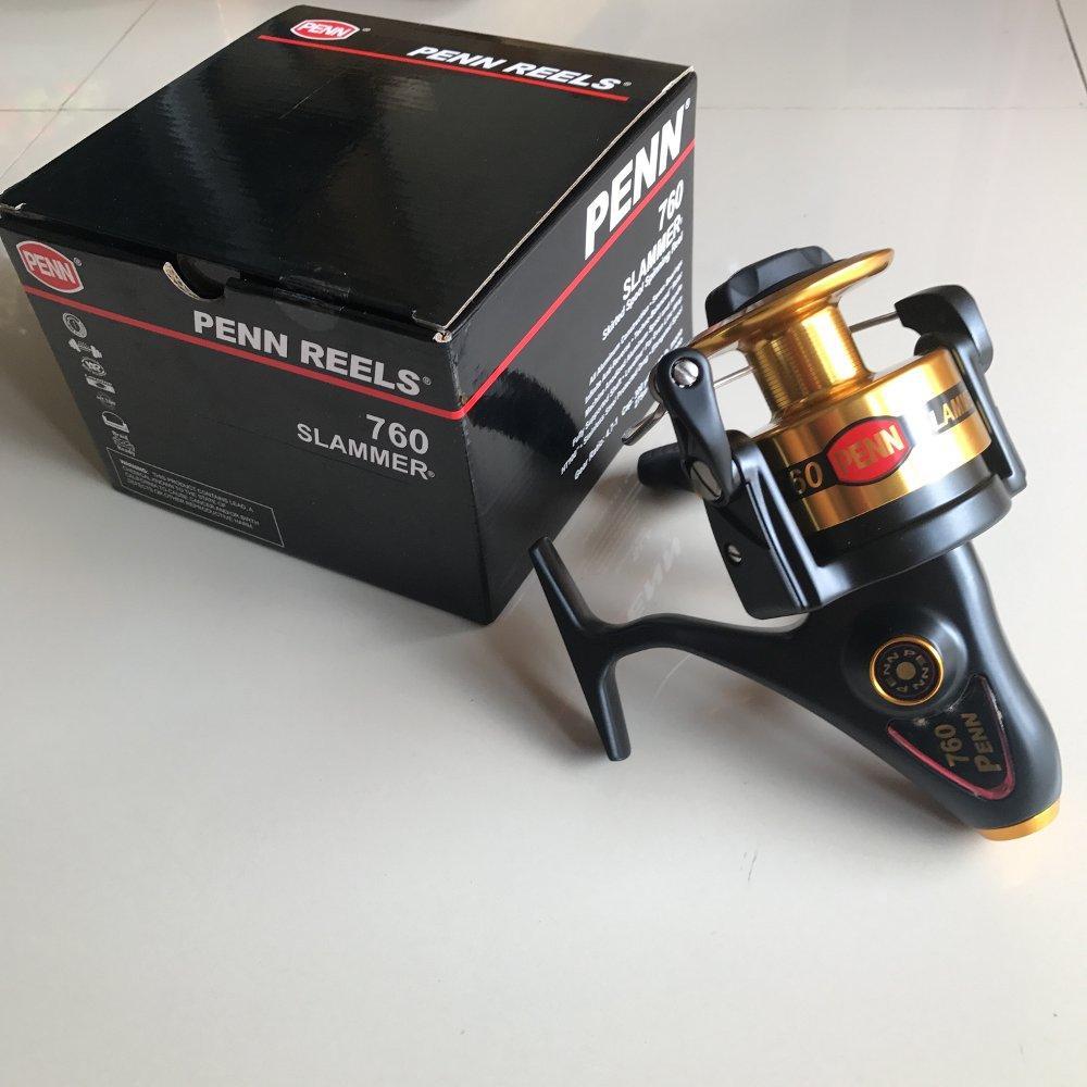 Reel Penn Slammer 760  TERBARU BOS PANCING zerya_fishing