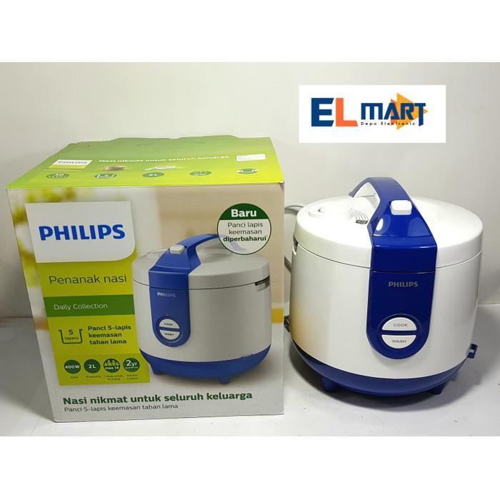 Philips magic com rice cooker HD3119 original/penanak nasi 2liter