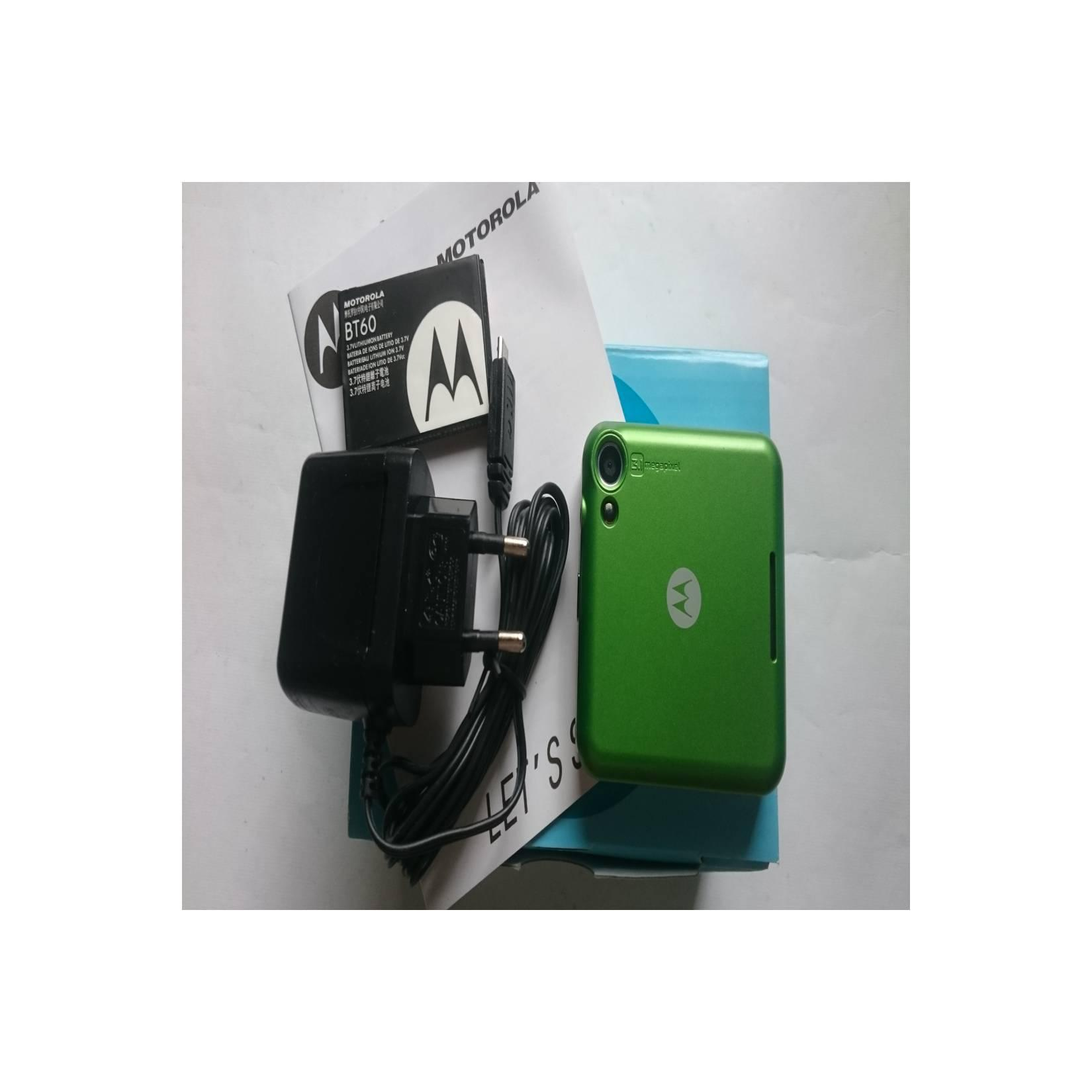 Motorola FlipOut - Flip Out MB511 Fairway Hijau - HP Jadul Original