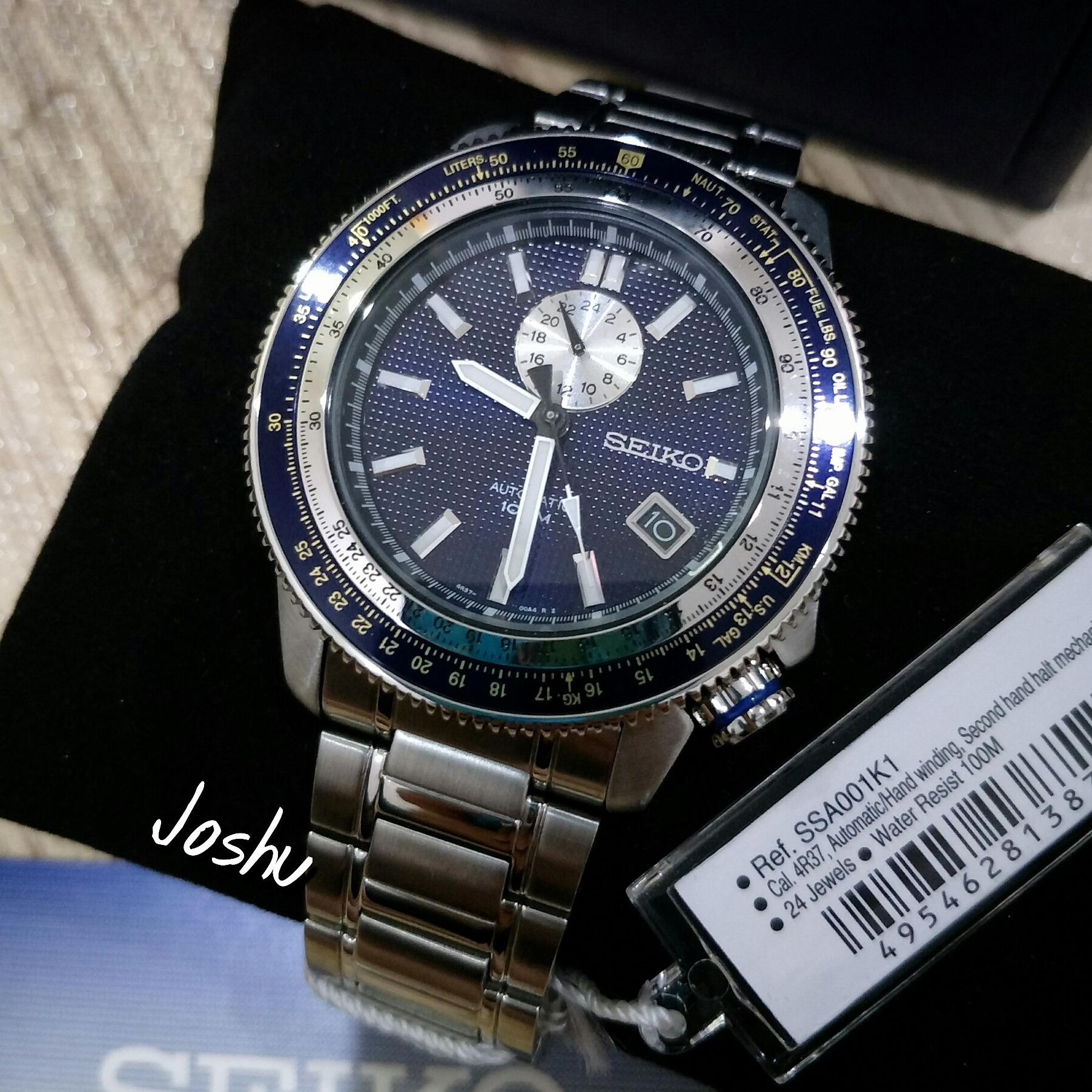 Buy Sell Cheapest Original Seiko Prospex Best Quality Product Sbdc029j Shogun Titanium Superior Ssa001