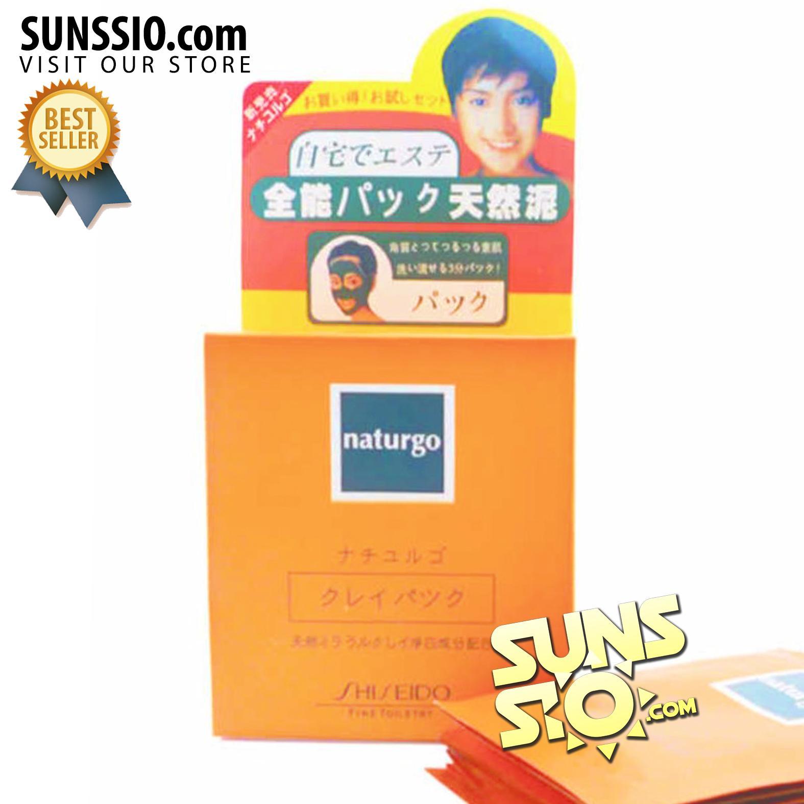 List Harga Masker Wajah Shiseido Termurah Obat Kuat Gold Naturgo Lumpur 1 Box 10 Sachet