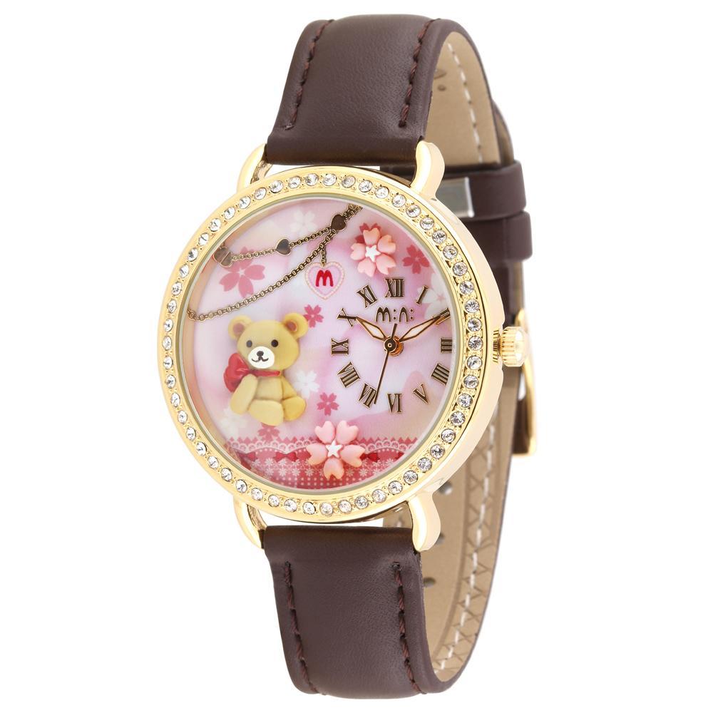 Katalog Harga Jam Tangan Anak Winnie The Pooh Paling Baru Bhinekashop Thomas Korea Selatan Mini Siswa Perempuan Versi