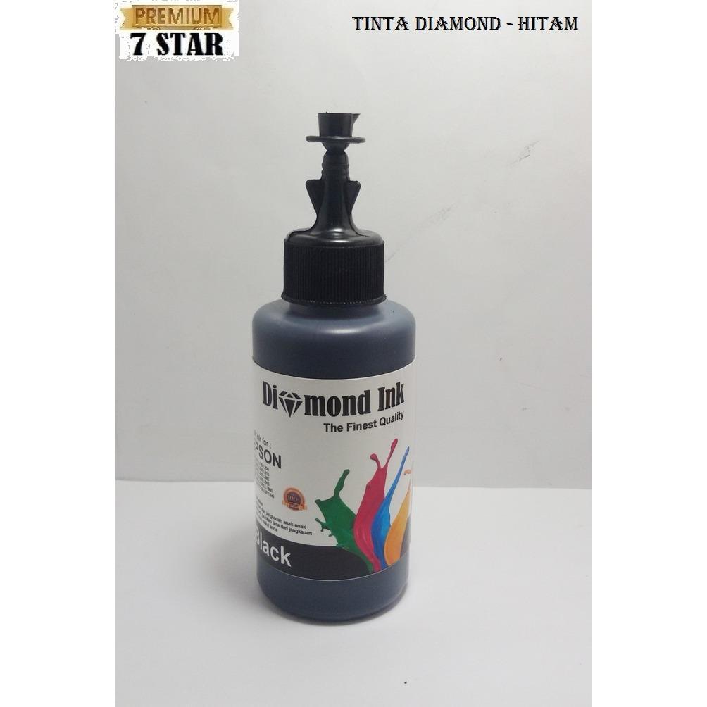 Tinta Prrinter 7STAR - Diamond Tinta Epson Untuk Type L120 L210 L300 L310 L220 L360 L365 L565 L455 L1300 - 1 Pcs