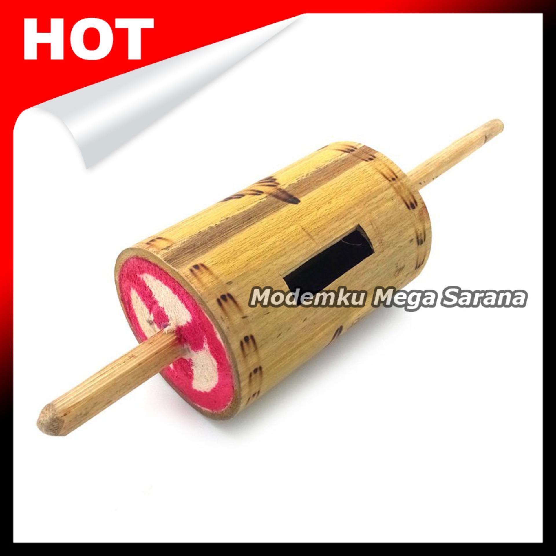 Gasing Tradisional Indonesia (Gasing Bambu) ~ Bersuara