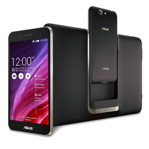 Asus Padfone S HP 5 Inch + Tab 9 Inch