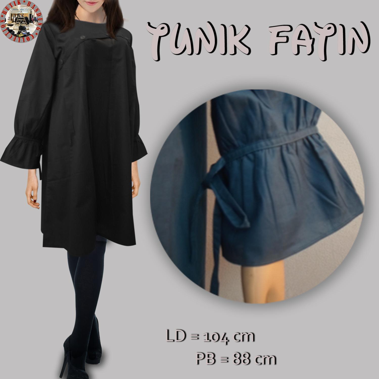 Baju Atasan Wanita / Tunik Katun Fatin