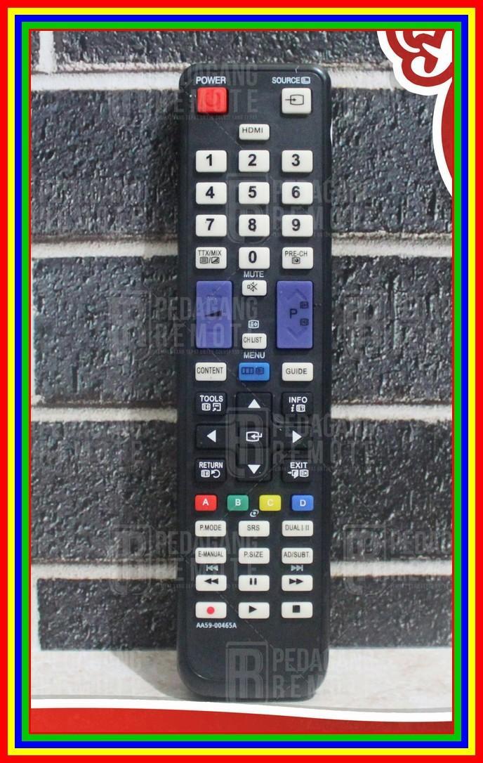 Remot Remote TV Samsung LCD LED Aa5900465A KW Super