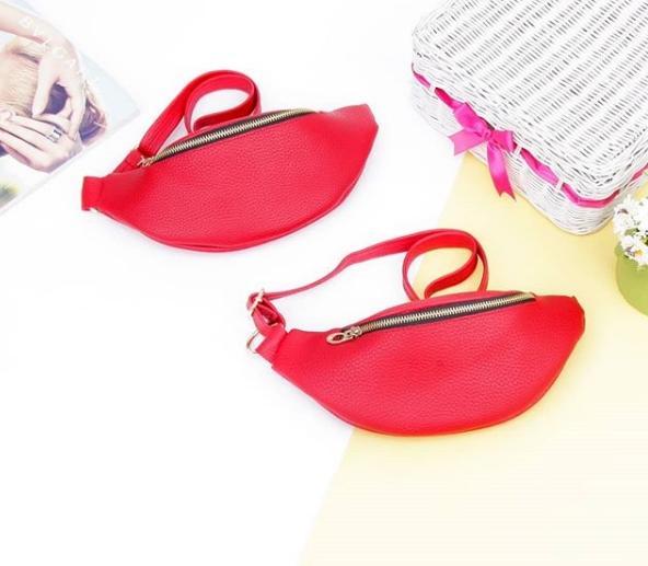 Lytta Mobile Waist Bag Pocket Strap Polos Resleting / Tas Wanita / Tas Cantik / Tas Murah / Tas Cewe / TAs Selempang / Tas Jelly / Tas Ransel / Tas HP / Sling Bag