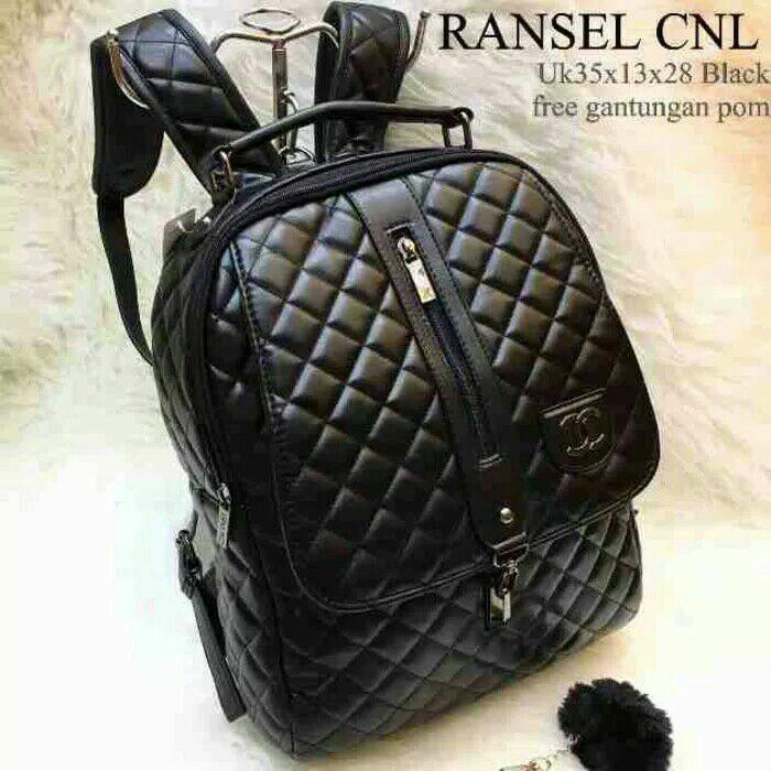 Info Harga Tas Ransel Merk Chanel Paling Murah - Coach Outlets 3cd09678b5