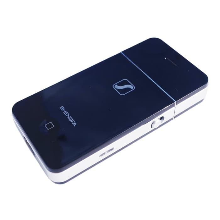 BEST SELLER!!! Alat Mesin Cukur Kumis Jenggot Jambang model IPHONE Presisi,PORTABLE - 0Fx9Jr