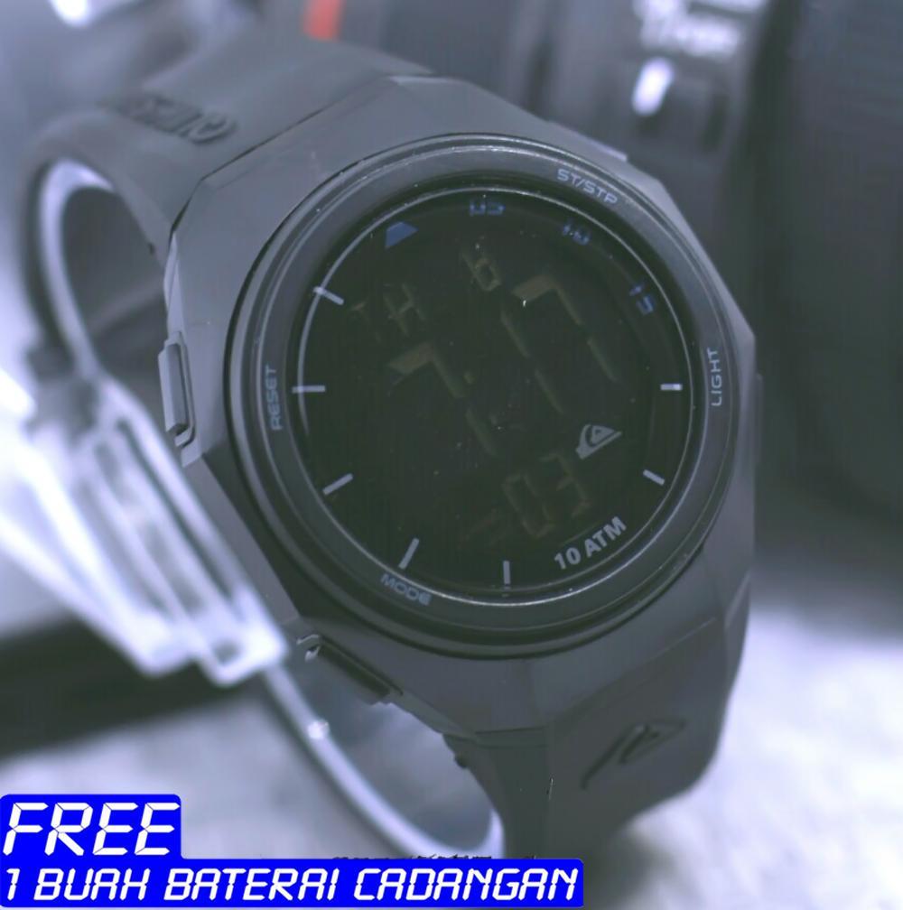 BELI Jam tangan pria - Casual   Sport - quiksilver- Digital - strap ... 7d573ddce1