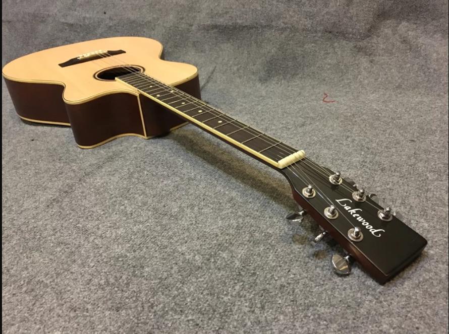 Gitar Akustik Lakewood Berkulitas Bandung