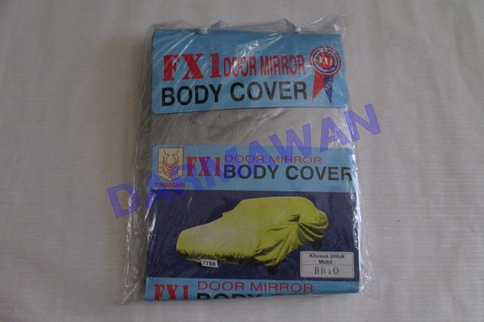 BEST SELLER!!! Cover Body/Selimut Mobil Honda Brio - 2xSj2H