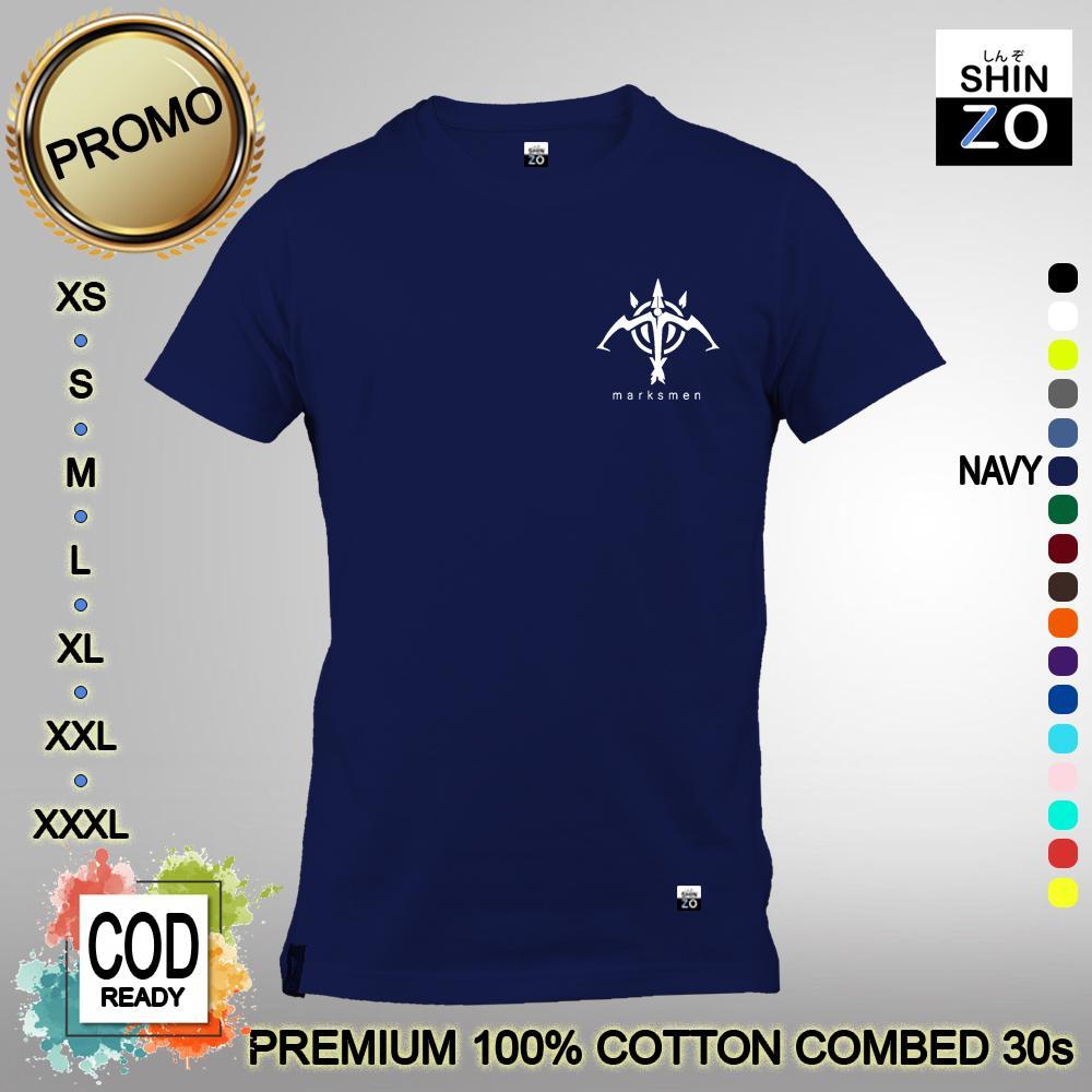 Baju Kaos Pria Wanita Kaos Oblong Distro T Shirt Tee Casual Fashion Atasan . e68bba0b9a