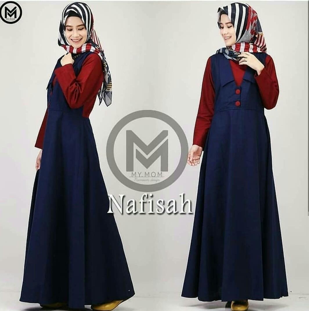 Daftar Harga Jumpsuit Banyak Warna Di Lazada Gamis Harnis Syari Set Af02 Jual Ruliva Maxi Dress Nafisah Varian Dewasa Masakini Muslimah