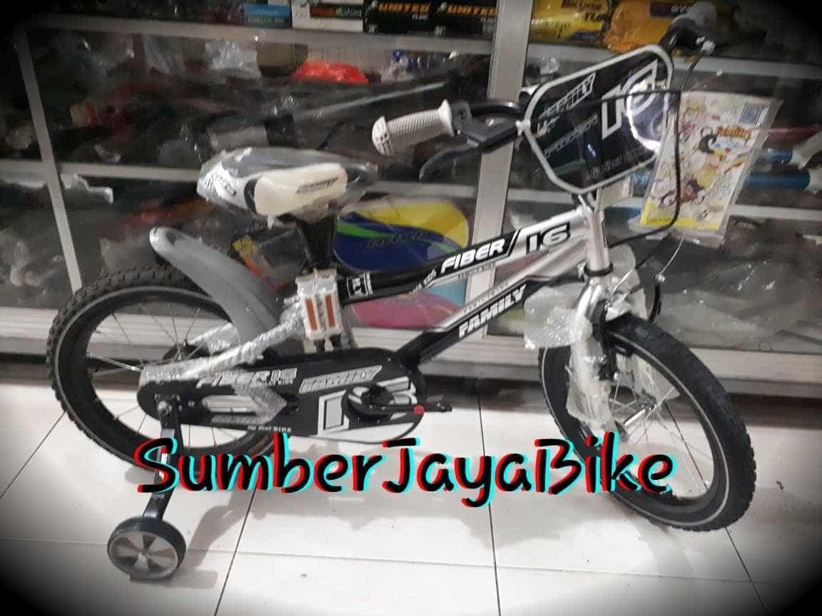 sepeda anak bmx 16