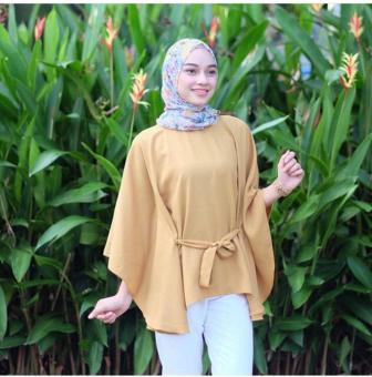 Penjualan Atasan Wanita - Clove Blouse - Tunik - Baju Muslim - Blus Muslim terbaik murah - Hanya Rp64.448