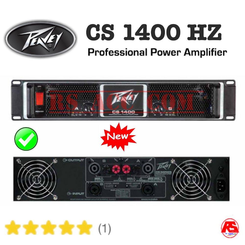 Murah !!! Ampli Power Peavey Cs 1400