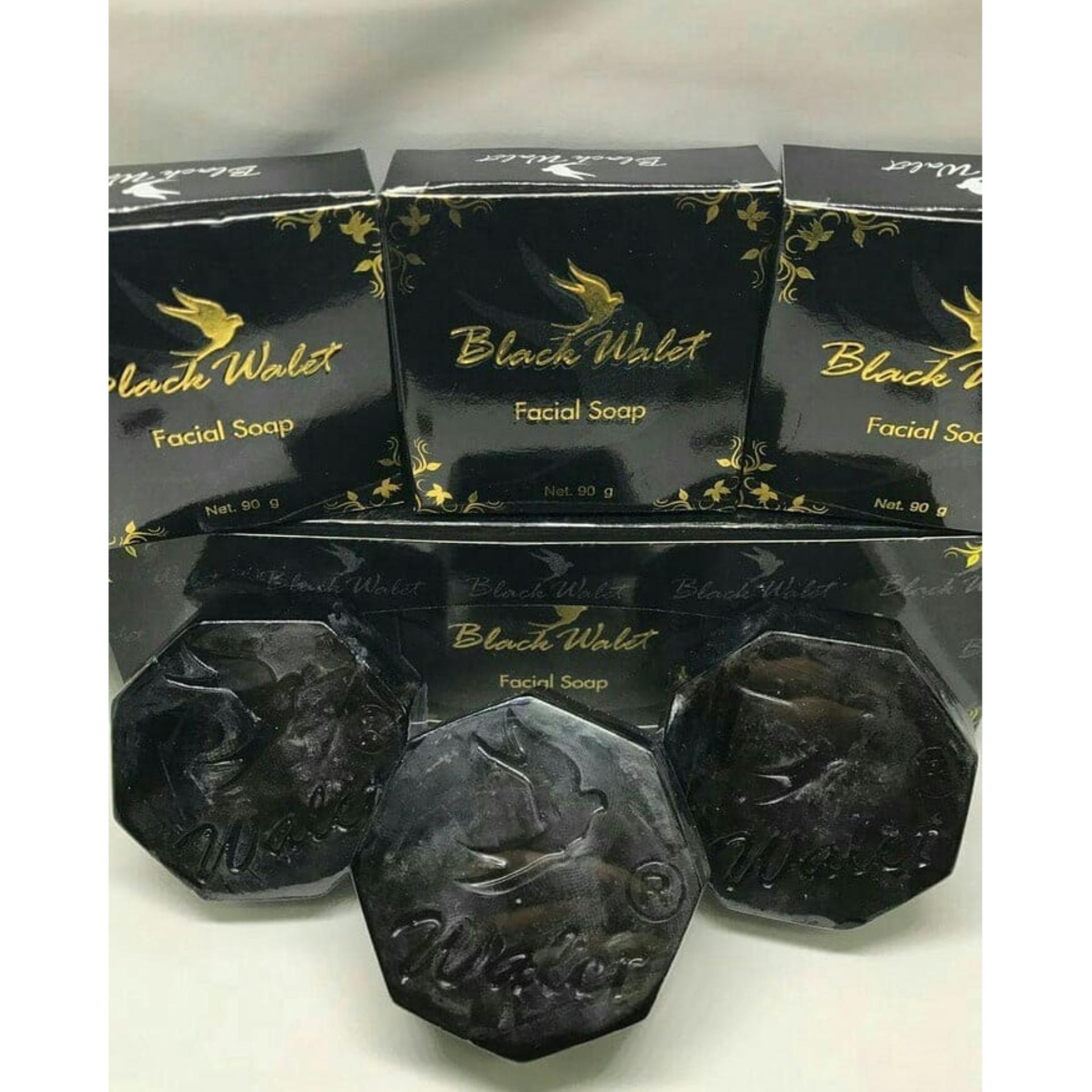 Harga black wallet soap sabun black wallet bpom 1