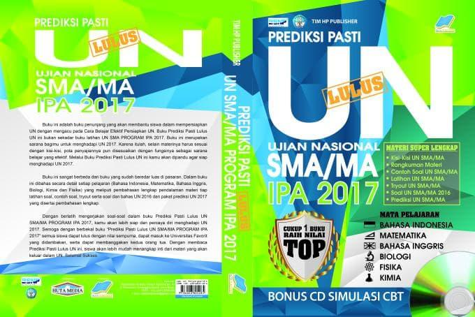 Harga Diskon!! Prediksi Pasti Lulus Un SmaU002Fma Ipa 2017 - ready stock