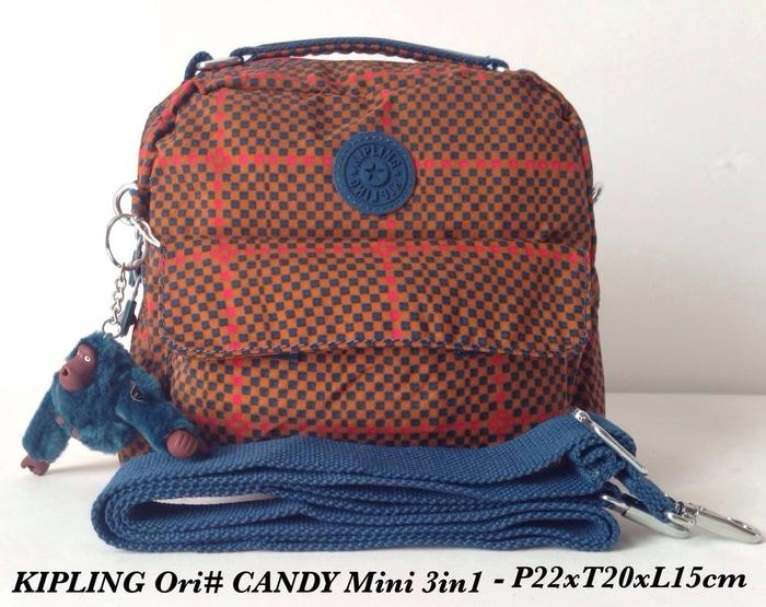 Tas Kipling Candy Mini ORIGINAL