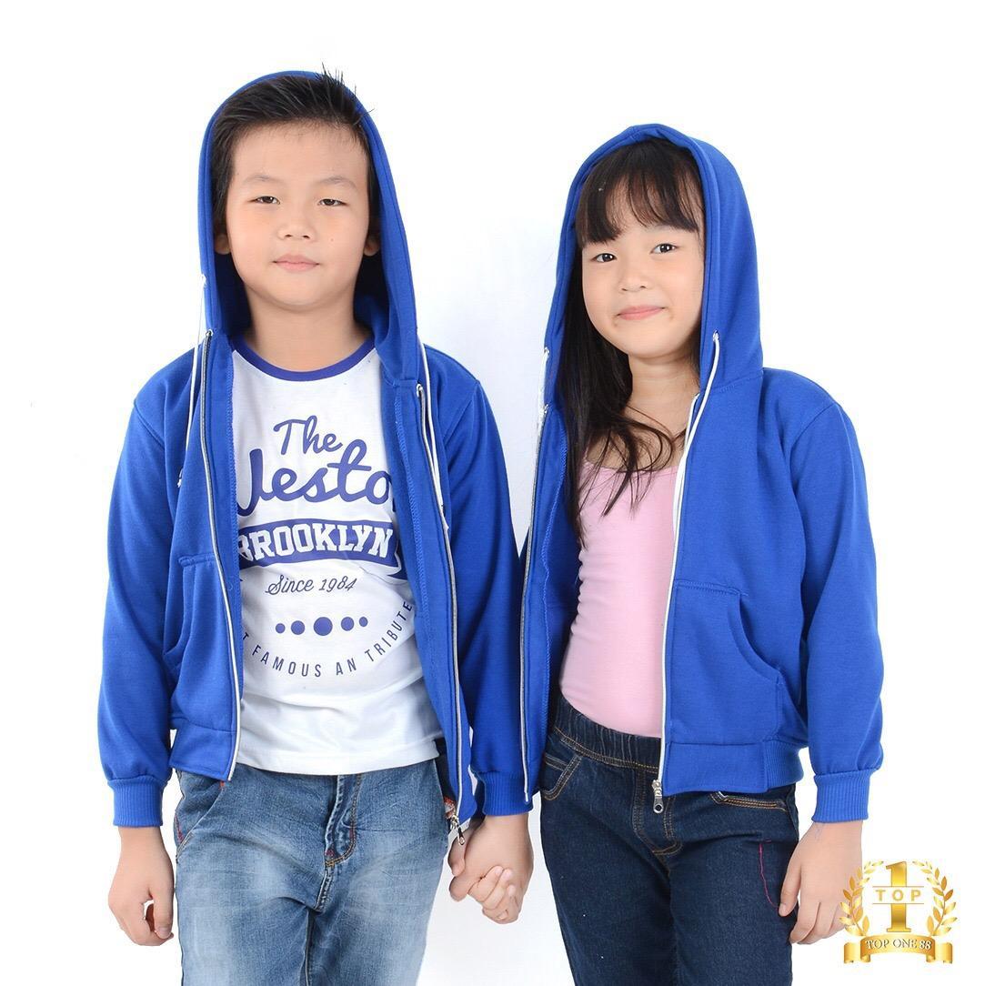 TopOne88 Royal Hoodie Zipper Jaket Anak (Benhur)