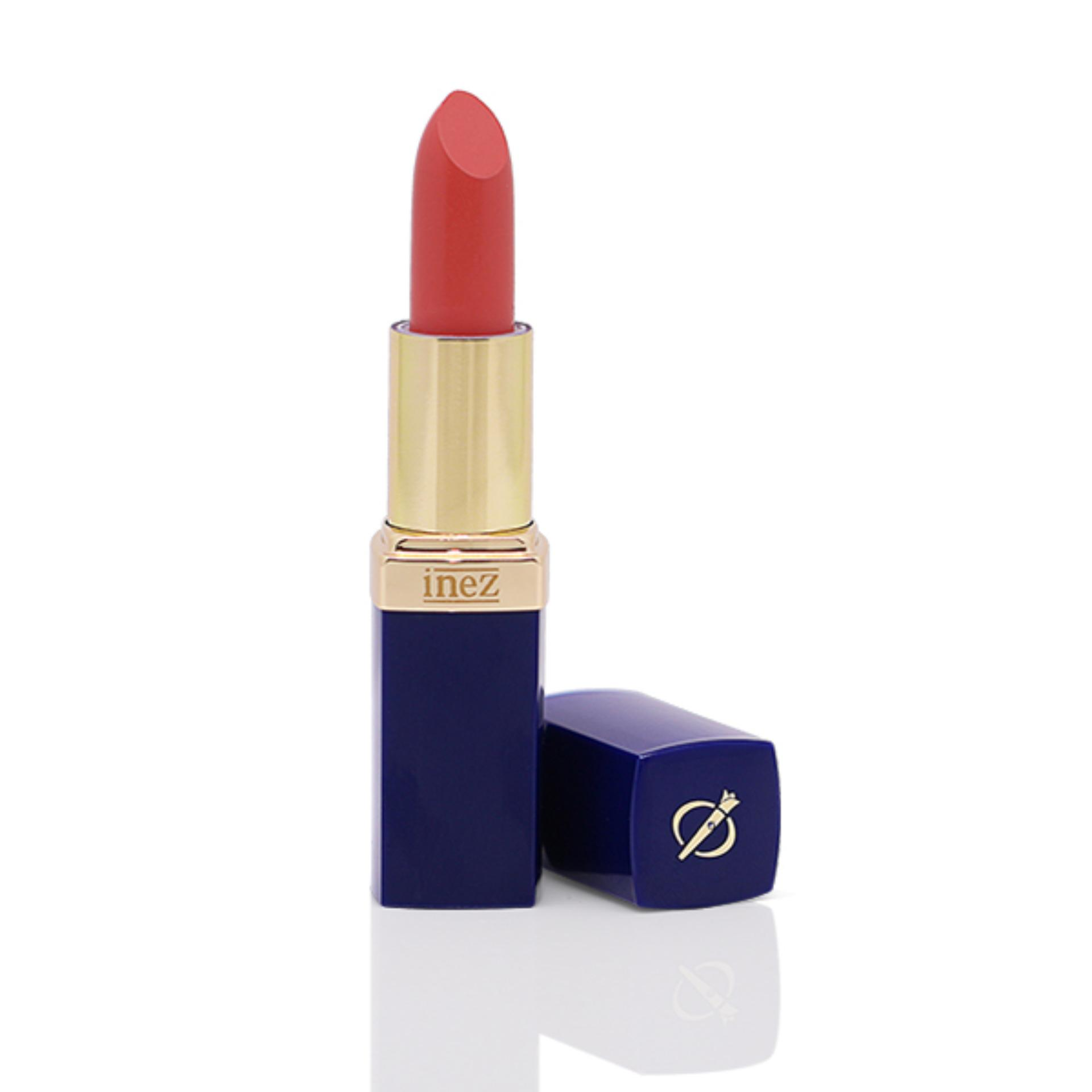 Inez Colour Contour Plus Lipstick - Sandy Coral