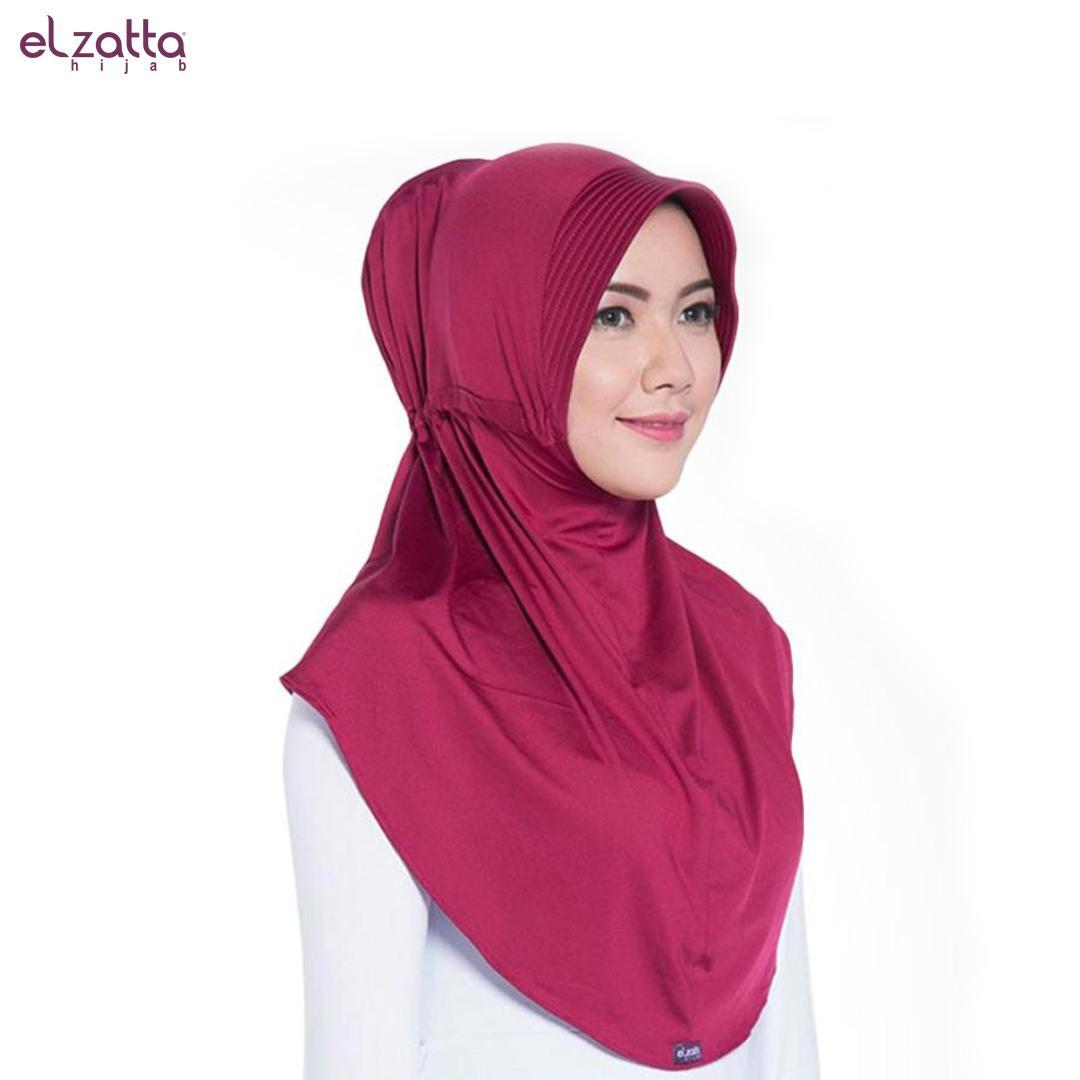 Elzatta Hijab / Hijab / Hijab Instan / Bergo / Elzatta Basic /