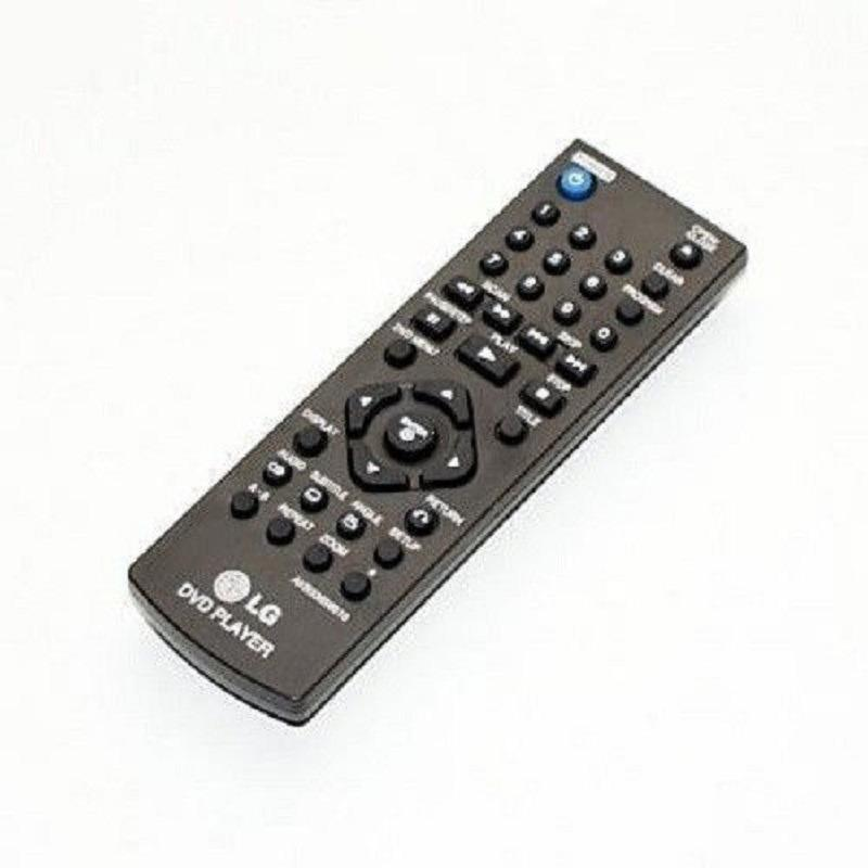 LG Remote Dvd Player - Hitam