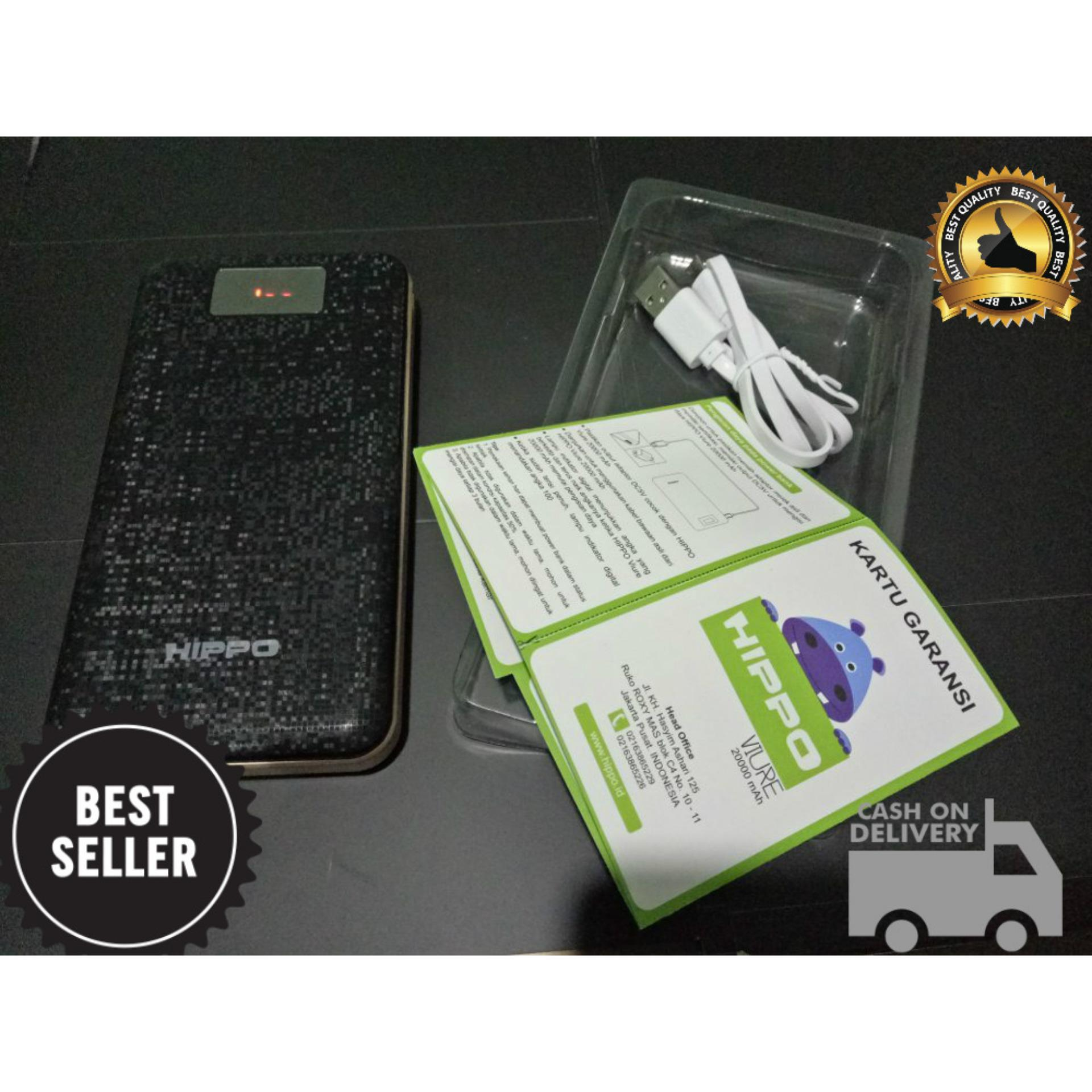 Big King Shop - Hippo Power Bank Viure 20000 mAh Simple Pack