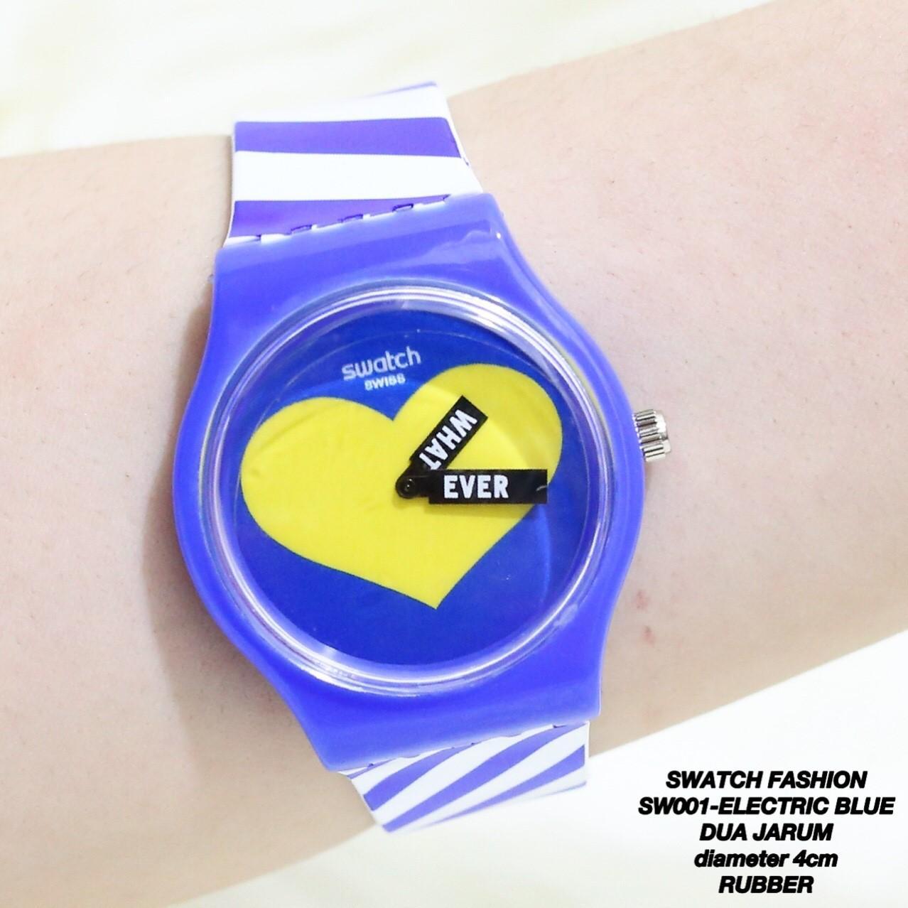 Buy Sell Cheapest Guess Wanita Karet Best Quality Product Deals W0562l2 Chronograph Jam Tangan Biru Swatch Fashion Ruber Grosir Termurah