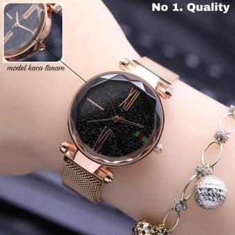 Harga Penawaran jam tangan gucci magnet fashion wanita - limited edision discount - Hanya Rp109.485