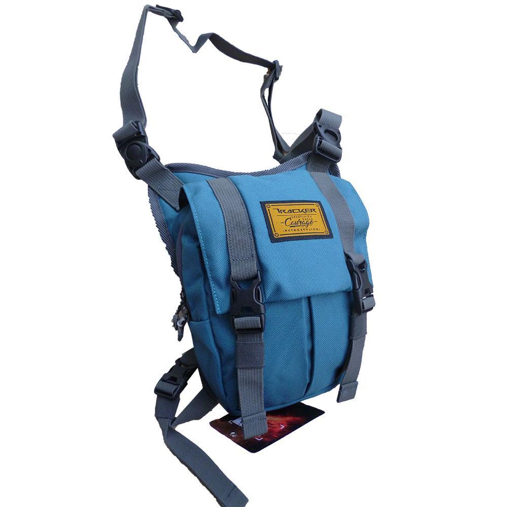 Tracker Tas Pinggang Paha Batok 2in1 4041 Hitam Daftar Harga Touring Motor Leg Bag Dainese Kecil Cowok Cewek Kekinian Cocok Untuk Pria Dewasa Pengiriman Cepat Jaman