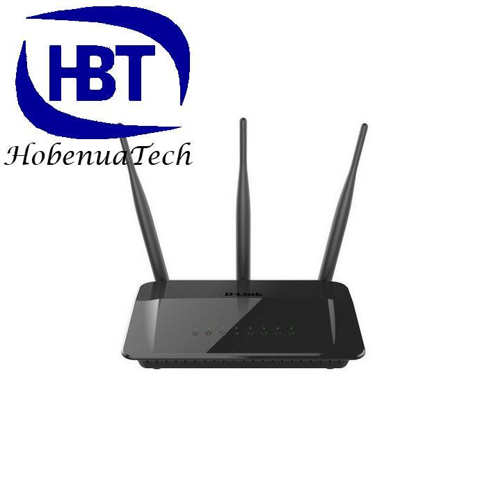 Harga Diskon!! Dlink Dir-809 Wireless Router Ac750 Dual Band - ready stock