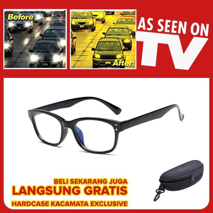Kacamata Anti Radiasi - Kacamata Anti Sinar UV - Kacamata Anti Silau 1a5245bfcb