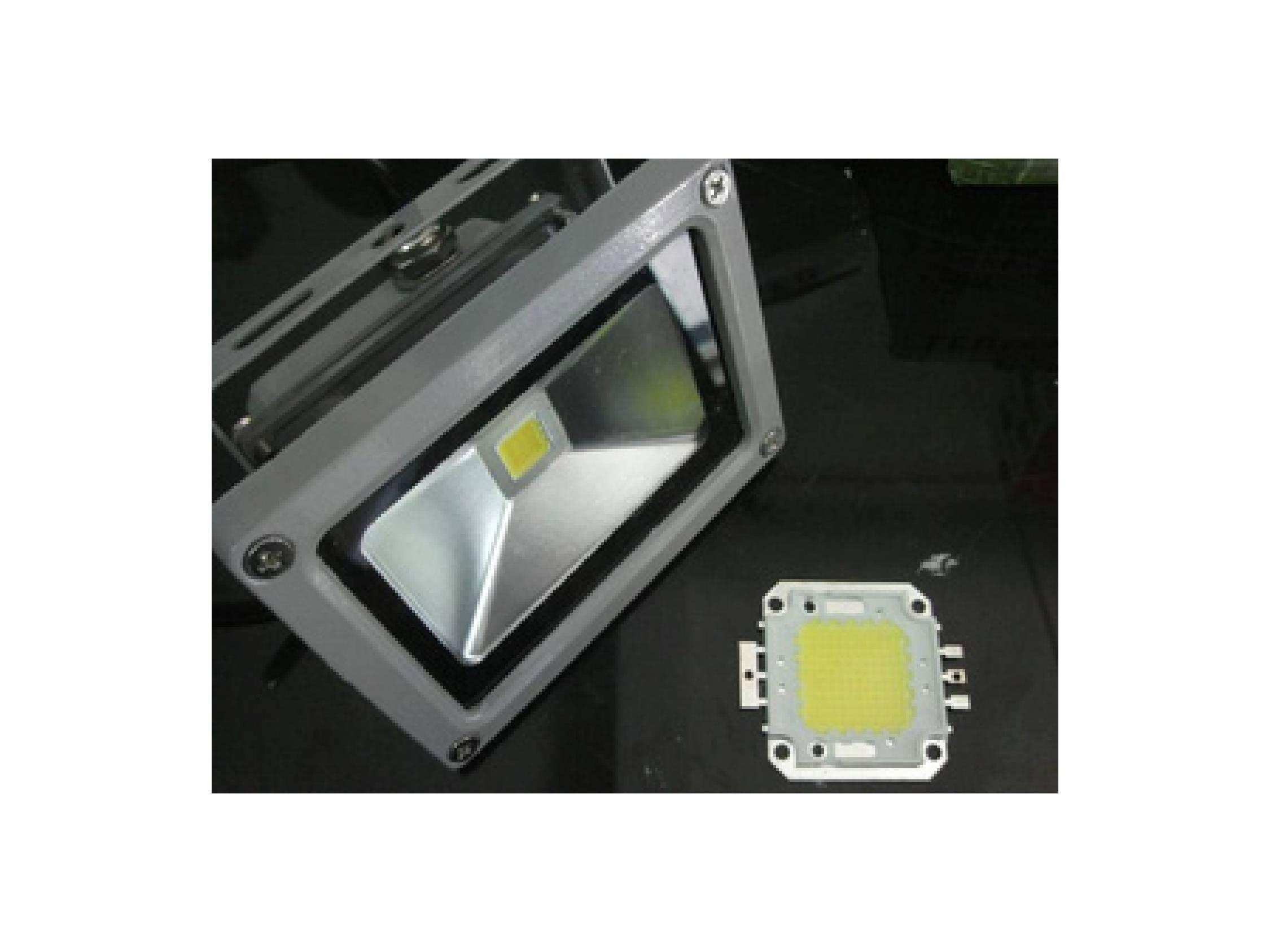 lampu sorot LED spot light 10 watt