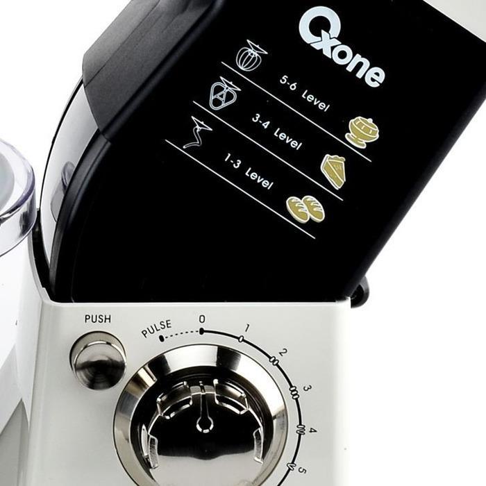 MIXER ROTI - BEST SELLER - MIXER KUE -  Oxone Master Stand Mixer OX-855 - 6 SPEED - MIXER OXONE - TERLARIS - TERMURAH -