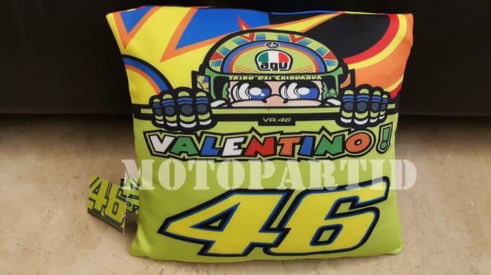 Bantal VR46 Soleluna Valentino Rossi
